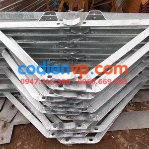 Sản xuất xà cột điện