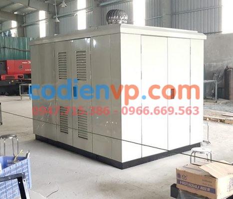 Sản xuất tủ điện công nghiệp